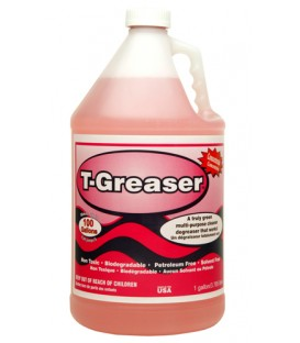 Trac T-Greaser, biodegradable degreaser