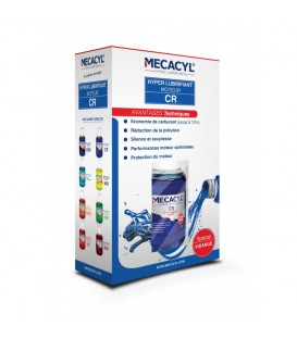 MECACYL CR - Special oil change formula